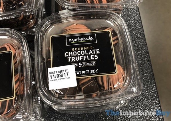 Marketside Gourmet Chocolate Truffles