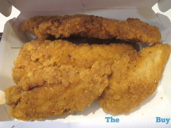 McDonald s Buttermilk Crispy Chicken Tenders 2