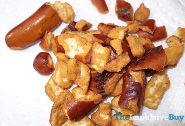 Snyder s of Hanover Limited Edition Pumpkin Spice Pretzel Pieces 4