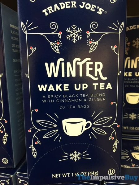 Trader Joe s Winter Wake Up Tea