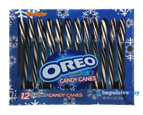 1 Spangler Oreo Candy Canes