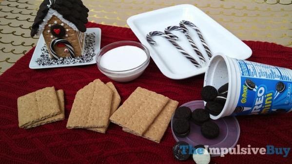 6 Spangler Oreo Candy Canes