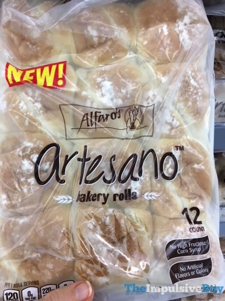 Alfaro s Artesano Bakery Rolls