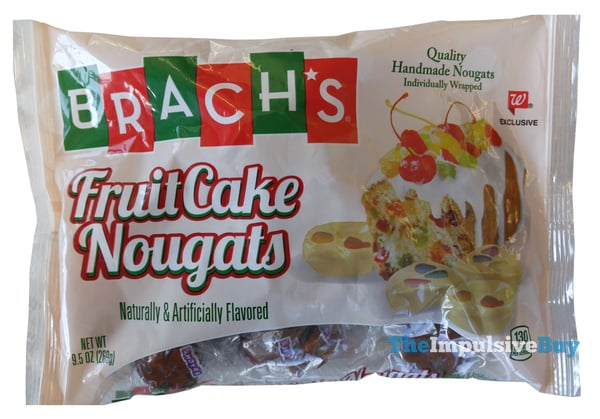 Brach s Fruit Cake Nougats