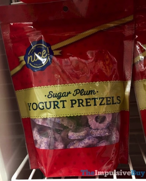 CVS Nice Sugar Plum Yogurt Pretzels