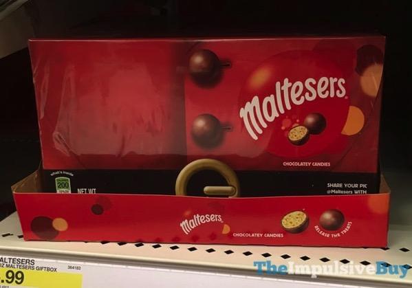 Maltesers Gift Box