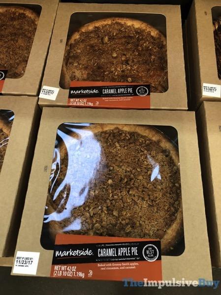 Marketside Caramel Apple Pie