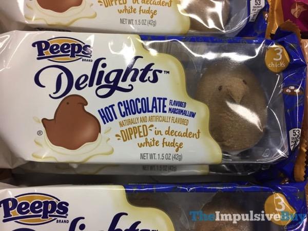 Peeps Delights Hot Chocolate
