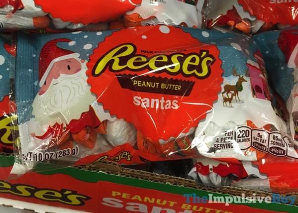 Reese s Peanut Butter Santas