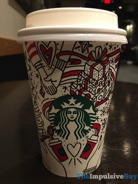 Starbucks Toasted White Chocolate Mocha