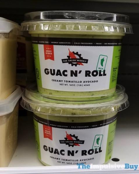 The Salsa Works Guac N Roll