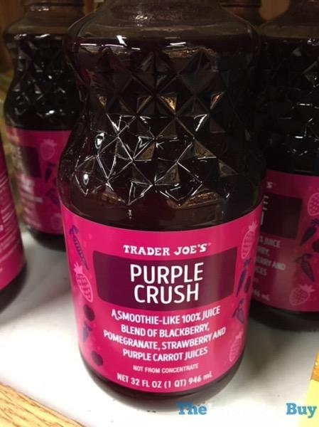 Trader Joe s Purple Crush