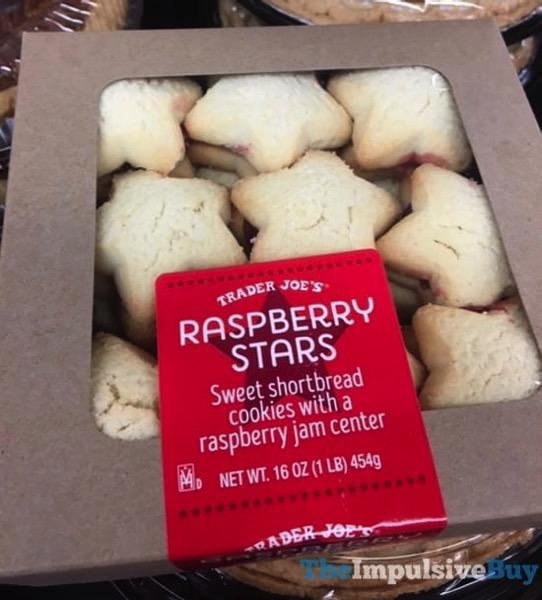 Trader Joe s Raspberry Stars