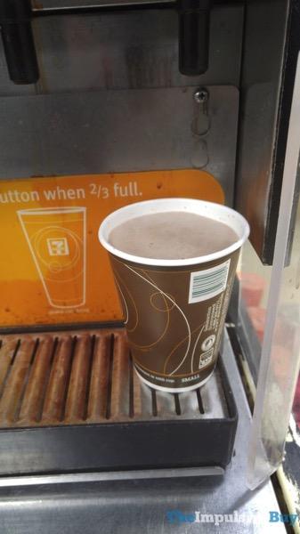 7 Eleven Mint Oreo Hot Chocolate 2