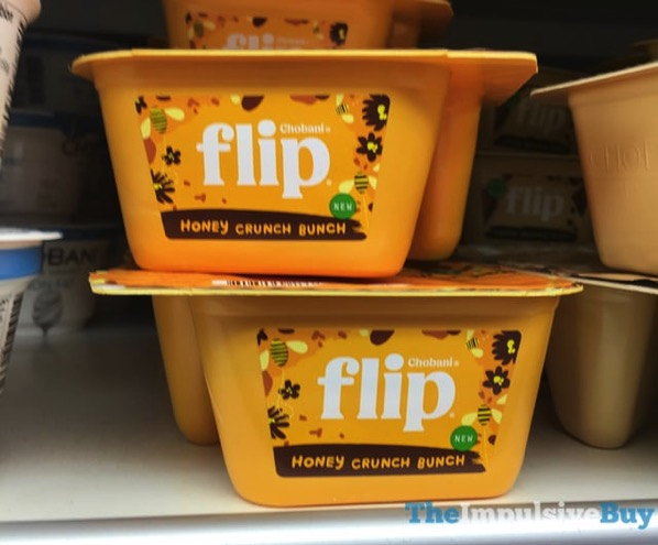 Chobani Flip Honey Crunch Bunch
