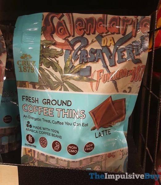 Cruz 1879 Latte Fresh Ground Coffee Thins