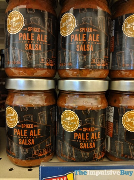 Giant Limited Time Originals Spiked Pale Ale Salsa