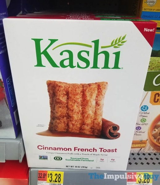 Kashi Cinnamon French Toast Cereal