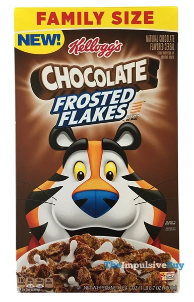 Kellogg s Chocolate Frosted Flakes