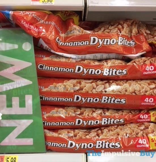 Malt O Meal Cinnamon Dyno Bites Cereal
