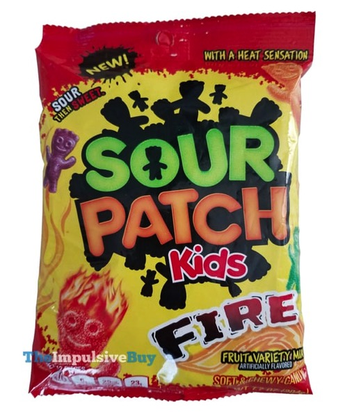 Sour Patch Kids Fire