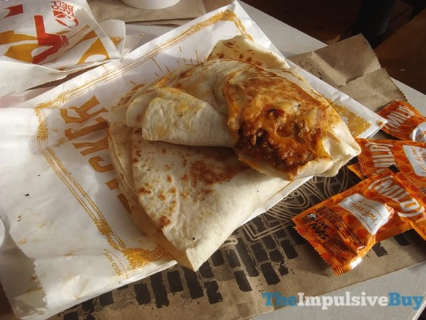 Taco Bell Stacker