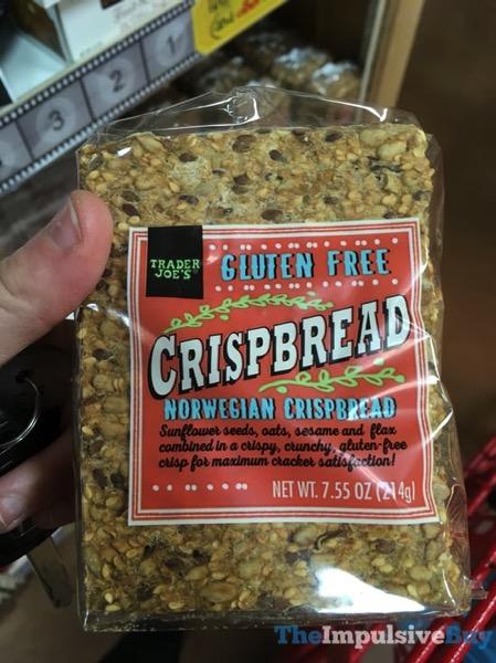 Trader Joe s Gluten Free Crispbread