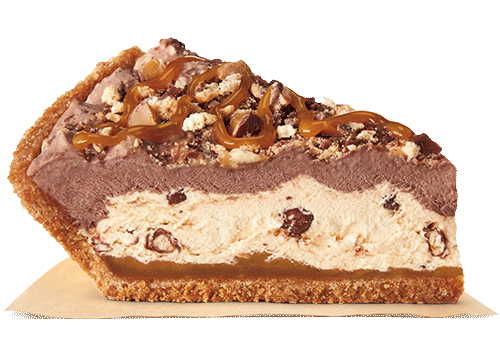 FAST FOOD NEWS: Burger King's Pie Made With Twix - The ...