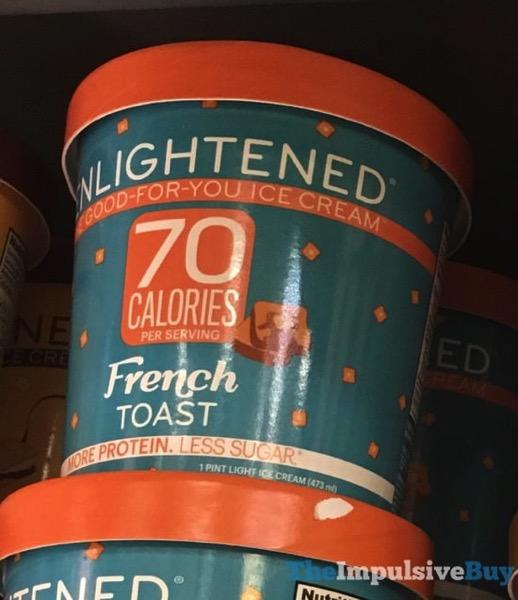 Enlightened French Toast Light Ice Cream