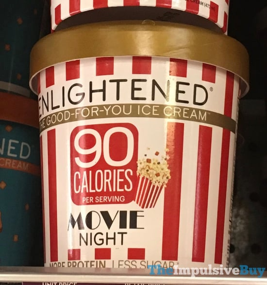 Enlightened Movie Night Light Ice Cream