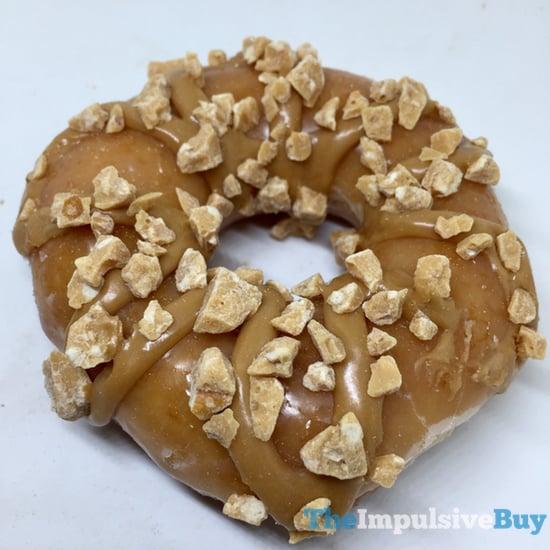 Krispy Kreme Hershey s Gold Doughnut
