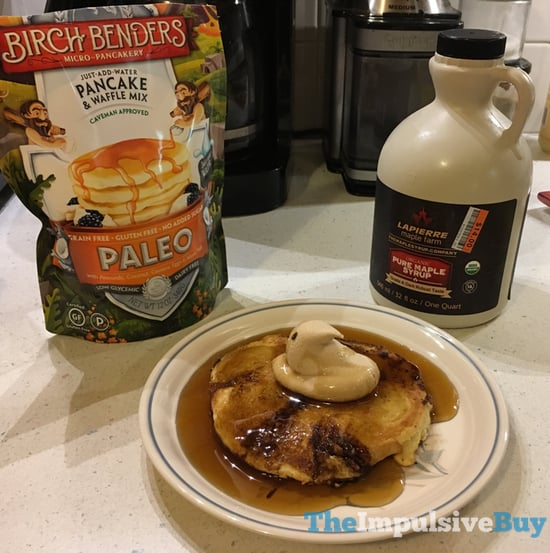Peeps Pancakes  Syrup 3