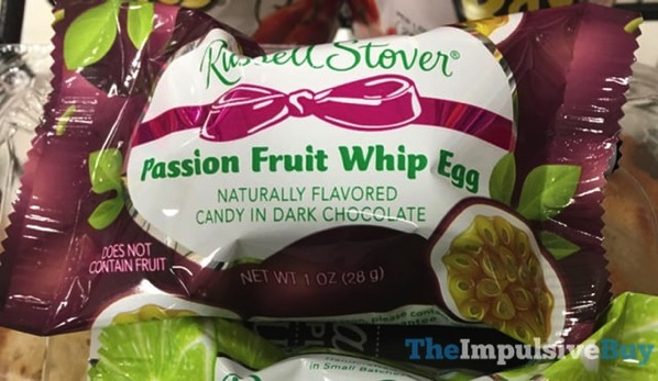 Russell Stover Passion Fruit Whip Egg