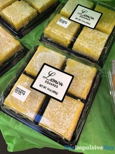 Walmart Lemon Squares