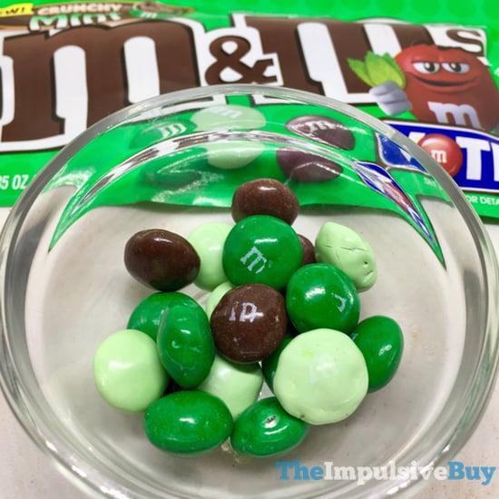 2018 M M s Flavor Vote Crunchy Mint M M s