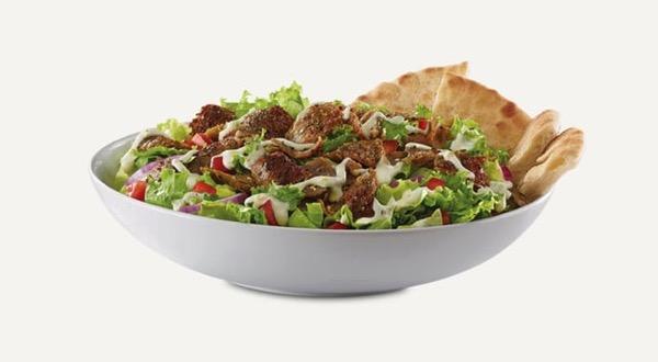 Arby s Super Greek Salad