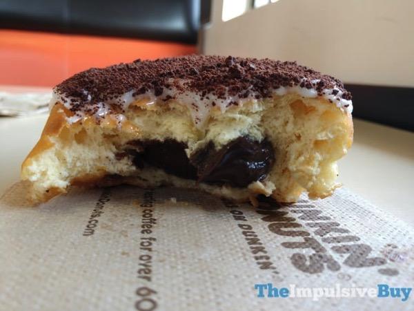 Dunkin Donuts Mint Brownie Donut 4