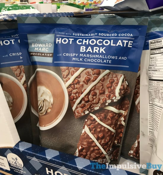 Edward Marc Hot Chocolate Bark