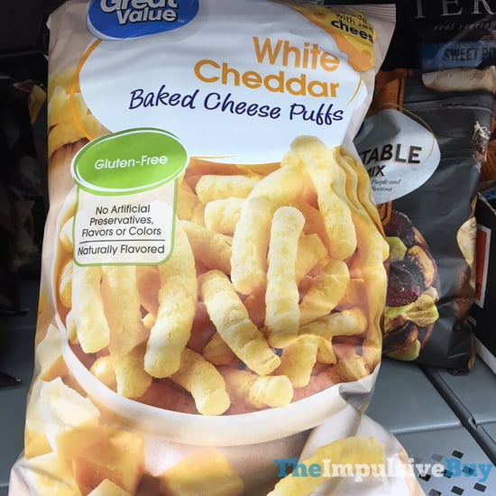 Great Value White Cheddar Baked Cheese Puffs