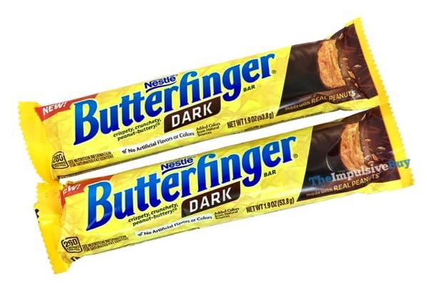 Nestle Butterfinger Dark Bar