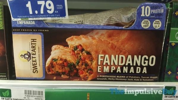 Sweet Earth Fandango Empanada