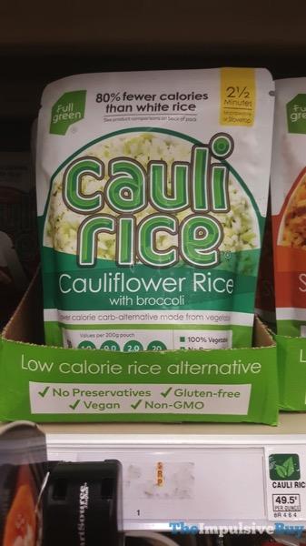 Full Green Vegi Rice Cauliflower Rice with Broccoli