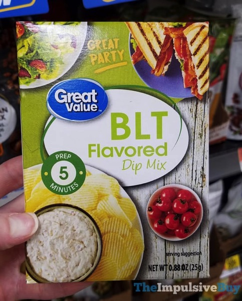 Great Value BLT Flavored Dip Mix