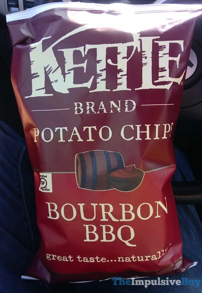 Kettle Brand Bourbon BBQ Potato Chips
