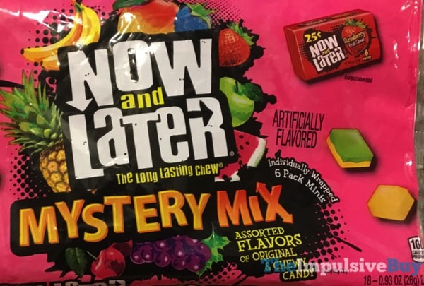 Now and Later Mystery Mix