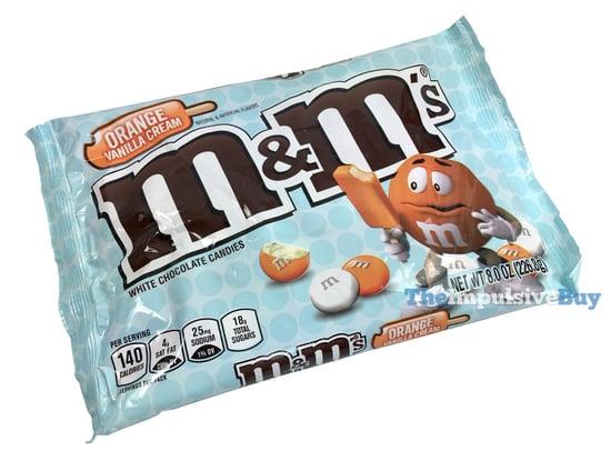 Orange Vanilla Cream M M s