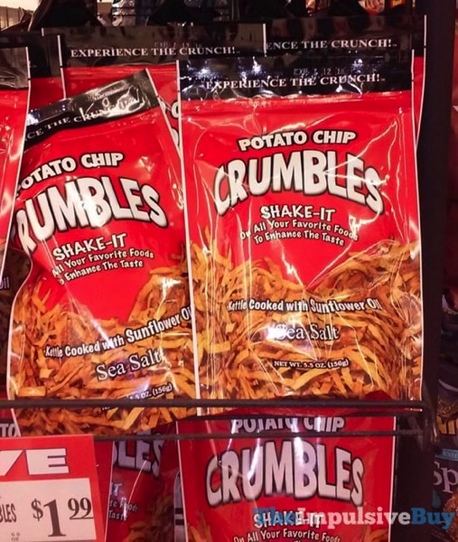 Potato Chip Crumbles