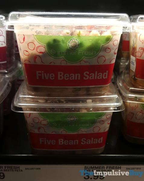 Summer Fresh Five Bean Salad