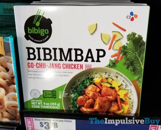 Bibigo Bibimbap Go Chu Jang Chicken