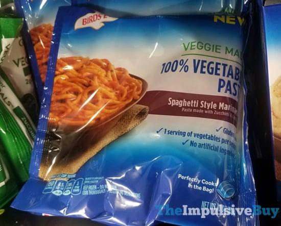 Birds Eye Steamfresh Veggie Made Spaghetti Style Marinara